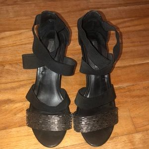 341599461bf0 Steven by Steve Madden crisscross strapped heels